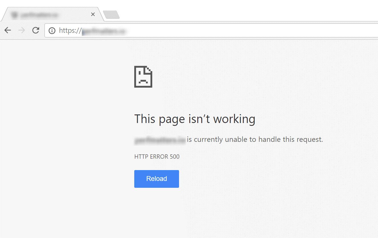 چرا صفحه وردپرس سفید می شود؟