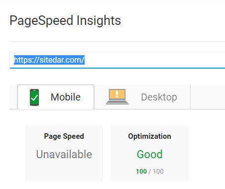 رساندن سرعت وب سایت به 100 از 100 گوگل